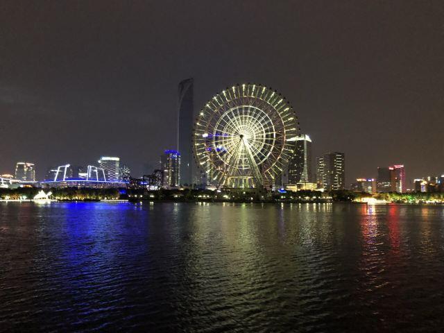 Jinji Lake Cruise