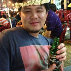 팜 누 라오 거리 여행 사진