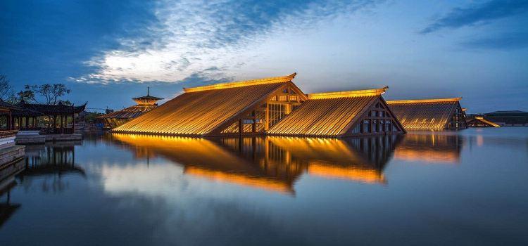 Guangfulin Relics Park1