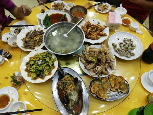 Chun Yuan Seafood Square (Main Branch)