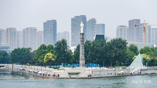 Yin Luan Ru Jin Gongcheng Monument