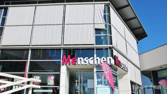 BODY WORLDS at Menschen Museum