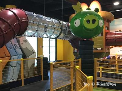 Angry Birds Activity Parks