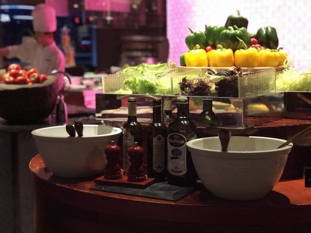 The Market Café ( Grand Hyatt Guangzhou )