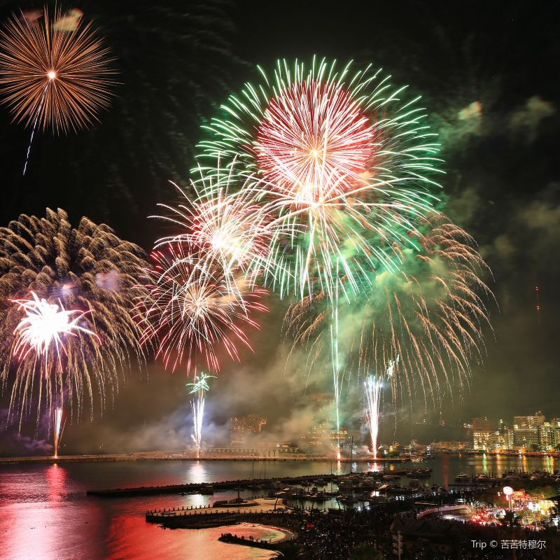 Atami Sea Fireworks Travel Guidebook Must Visit Attractions