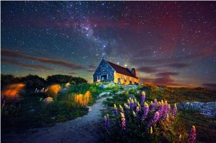 好牧羊人教堂觀星之旅