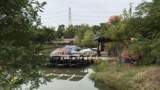 梁鴻國家濕地公園-東區