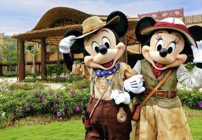 全球5大迪士尼樂園酒店