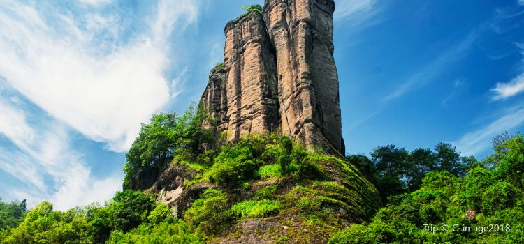 Wuyi Mountains1