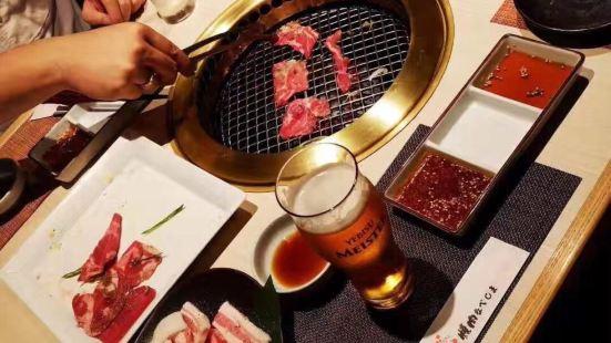 焼肉なべしま(七ツ島シーサイドパー)