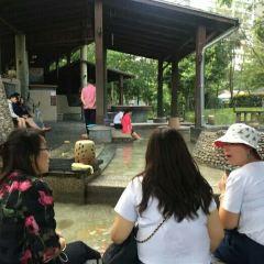 탕웨이거우 온천공원 여행 사진