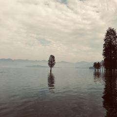 쓰밍호(사명호) 여행 사진
