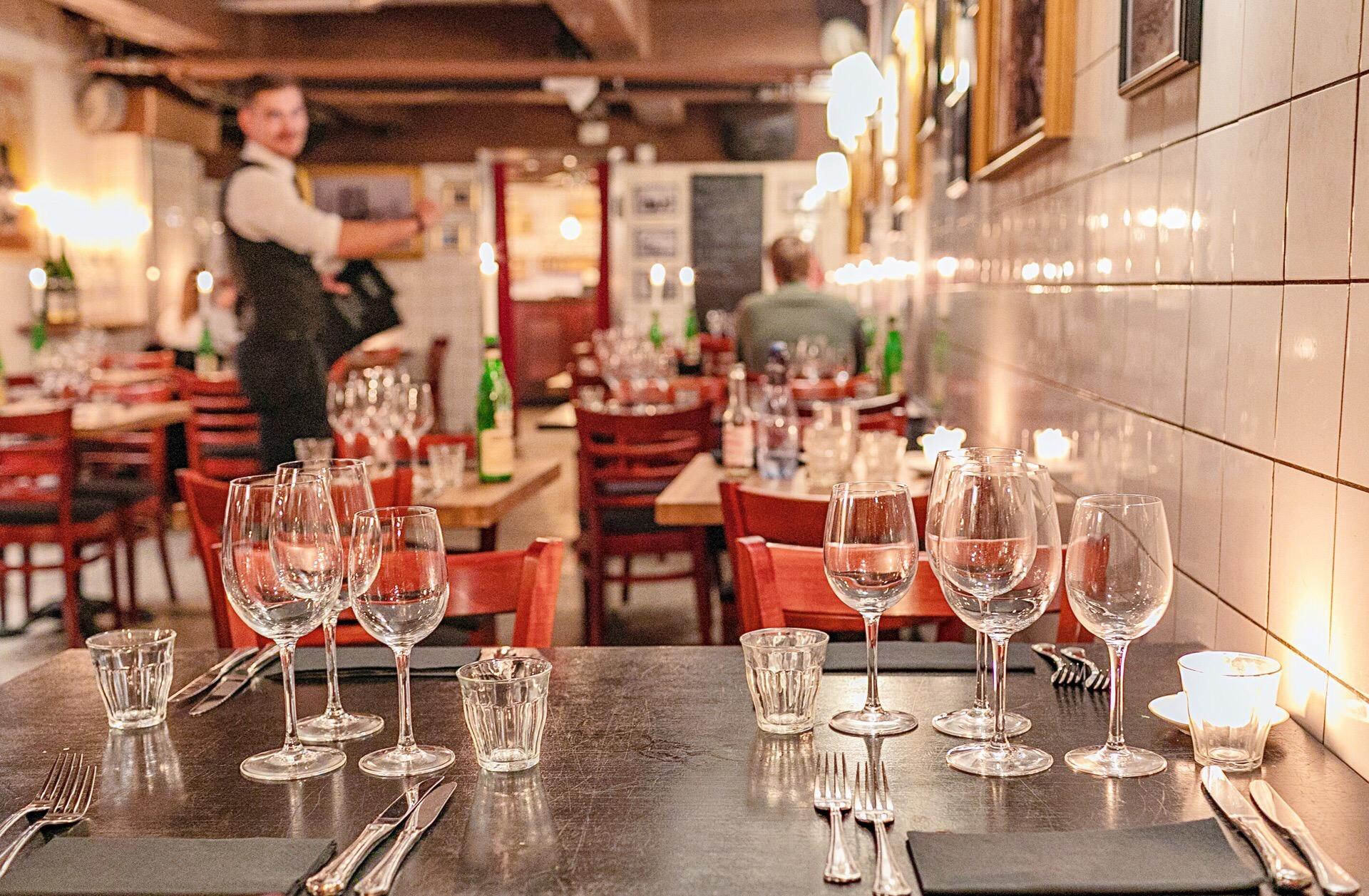 Restaurant østerport odense