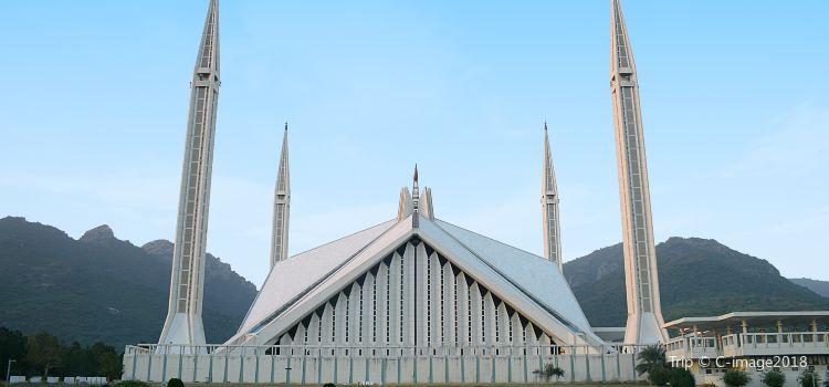 Faisal Mosque3