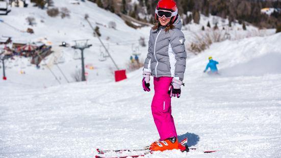 大圍山野外滑雪場