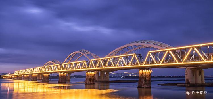 Songhua River Railway Bridge1