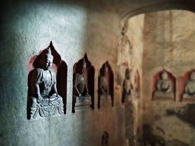 Nanxiangtang Grottoes