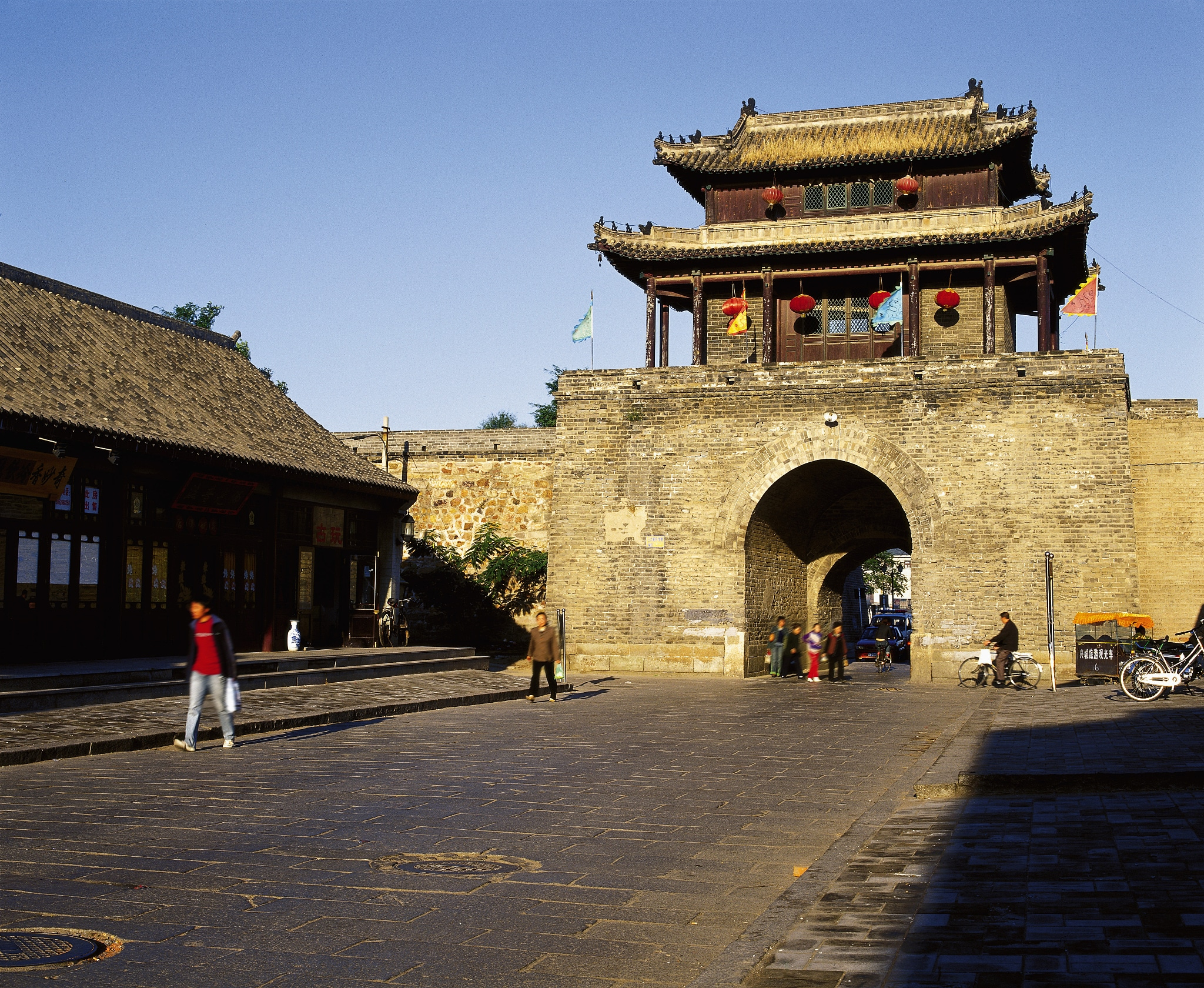 Xingcheng Ancient City Admission Ticket