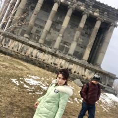 Garni Temple User Photo