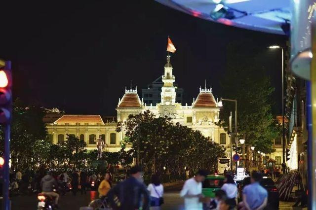 越南西貢小巴黎一地深度攻略,一場說走就走的旅行就靠它