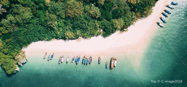PhraNang Cave Beach2