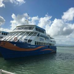 太陽戀人號大堡礁遊船用戶圖片