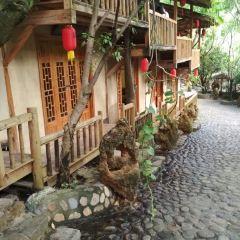 잉더톈먼거우 관광지구 여행 사진