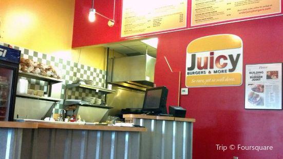 Juicy Burgers & More