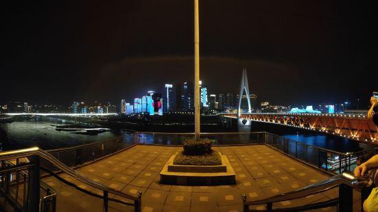 渝北商業步行街