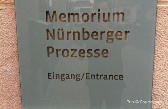 Memorium Nuremberg Trials1