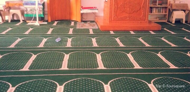 Canberra Mosque1