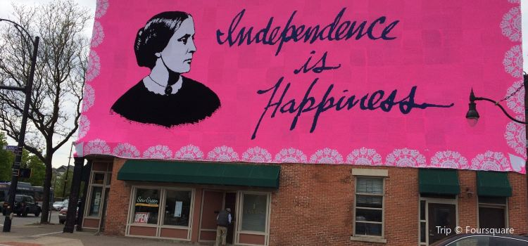 National Susan B. Anthony Museum & House1