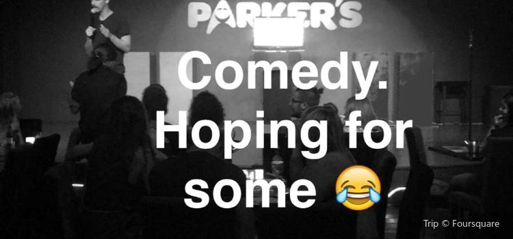 Parker's Comedy & Jive3