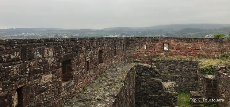 Dumbarton Castle2