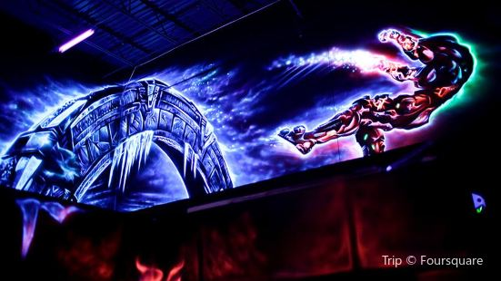 Epic 6 Laser Tag & Sports Arena