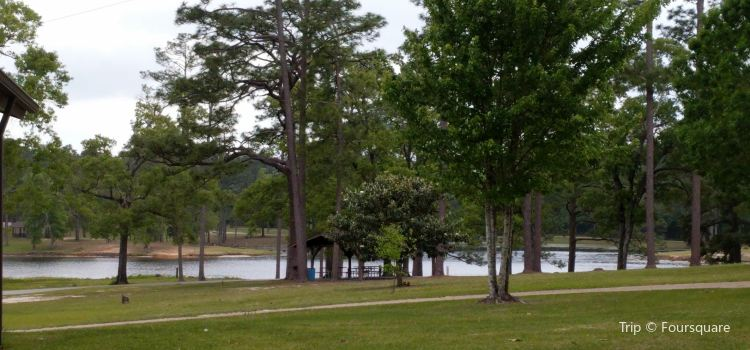 Paul B. Johnson State Park1