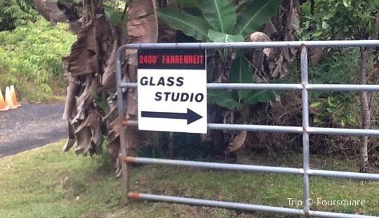 2400 Fahrenheit Art Glass