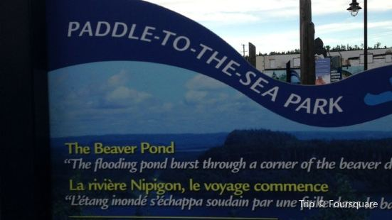 Paddle to the Sea Park