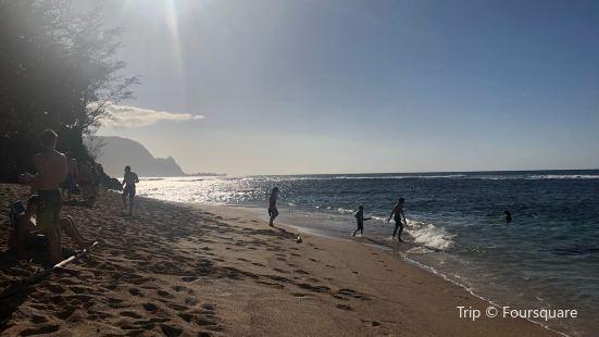 Pali Ke Kua Beach (Hideaway s Beach)