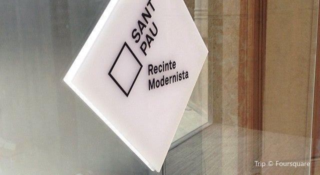 Sant Pau Recinte Modernista1