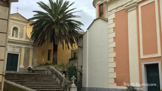 Chiesa di Santa Croce e Oratorio dei Disciplinanti