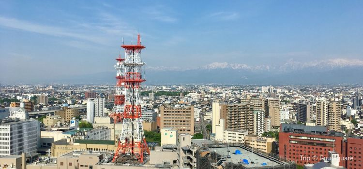 Toyama City Office View Tower3