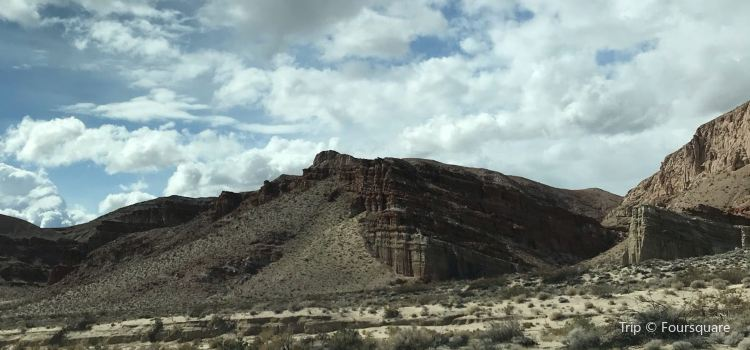 Red Rock Canyon State Park3