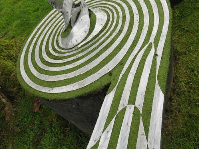 Rydal Hall Sculpture Path
