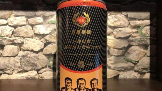 燕鷹精釀原漿啤酒燒烤