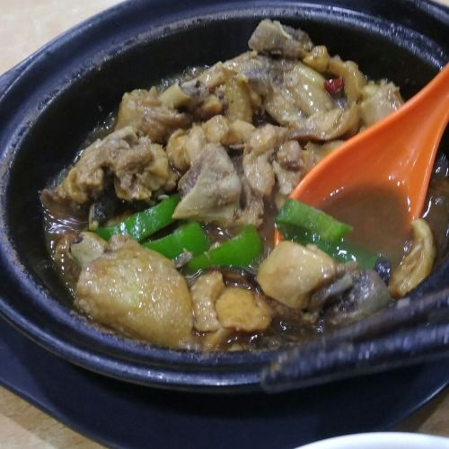 楊銘宇黃燜雞米飯