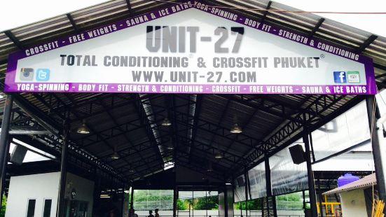 Unit 27 Total Conditioning & CrossFit Gym