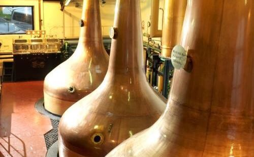 The BenRiach Distillery