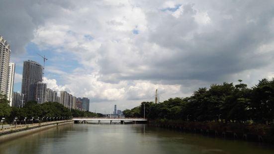 珠江日遊天字碼頭