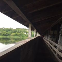 Hartland Covered Bridge User Photo